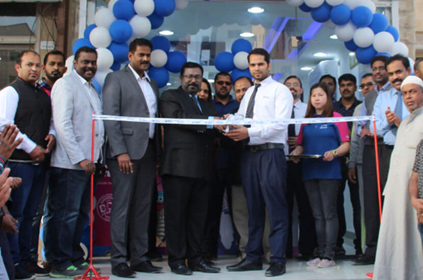 BEC Opens Doors to Seventh Branch in Mahboula