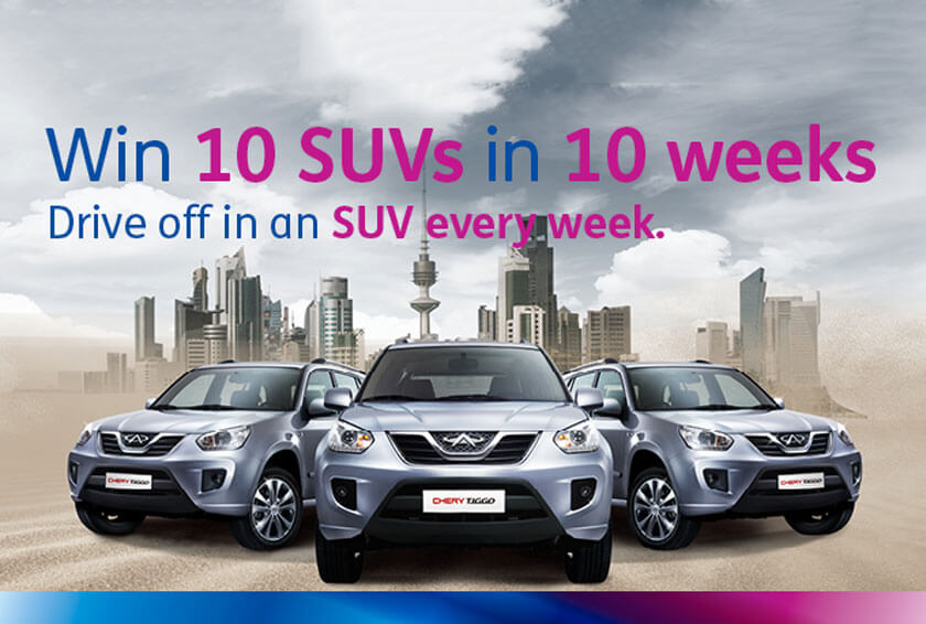 BEC 10 SUVs in 10 Weeks Giveaway Begins