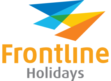 Frontline Holidays Logo